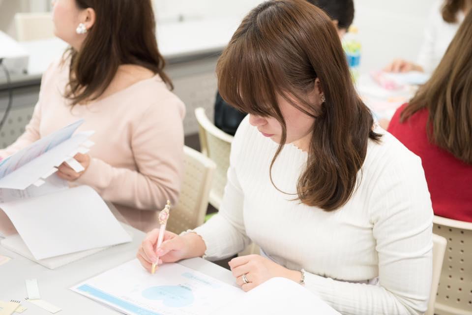 ライフデザイン講座東京4期講義風景
