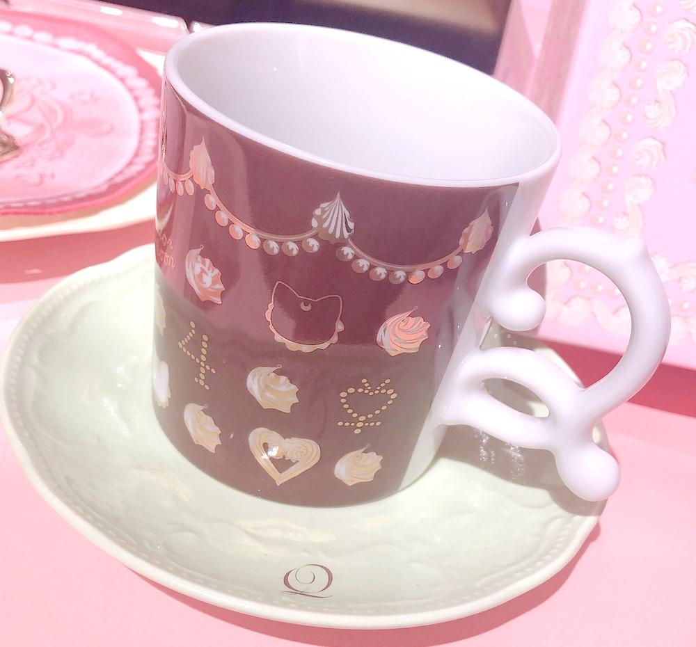 セーラームーンq-potカフェマグカップ